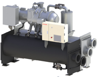 Keats Green - Hitachi Centrifugal Chillers Air Conditioning Solutions Products and Services in Sri Lanka - Image